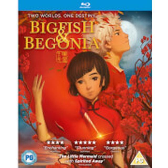 Big Fish & Begonia [DVD]